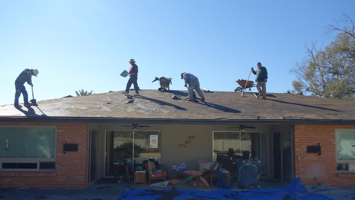 Remodeling Project In Skyline Bel Air Estates